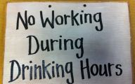 Funny Signs About Drinking 19 Background