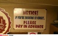 Funny Signs About Drinking 20 Wide Wallpaper