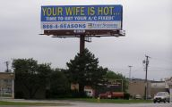 Funny Signs And Billboards 21 Widescreen Wallpaper