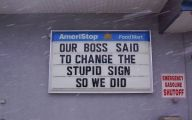Funny Signs And Billboards 37 Desktop Background