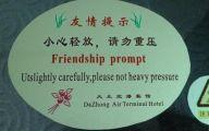 Funny Signs At Airport 7 Hd Wallpaper