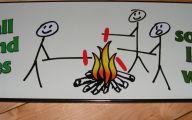 Funny Signs At Games 16 Widescreen Wallpaper