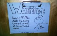Funny Signs At Games 20 Cool Hd Wallpaper