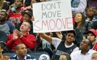Funny Signs At Sporting Events 10 Widescreen Wallpaper