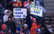 Funny Signs At Sporting Events 17 Background