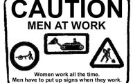 Funny Signs At Work 3 Free Wallpaper
