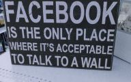 Funny Signs For Facebook 14 Desktop Wallpaper