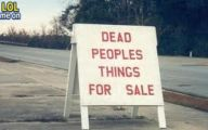 Funny Signs For Sale 10 Cool Hd Wallpaper