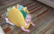 Funny Toddler Costumes 5 Background Wallpaper