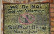 Funny Bar Sign 46 Free Wallpaper