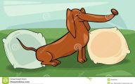 Funny Cartoon Dog 33 Free Hd Wallpaper