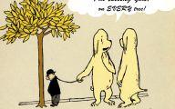 Funny Cartoon Dog 38 Free Wallpaper