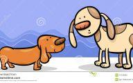 Funny Cartoon Dog 43 Free Wallpaper