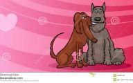Funny Cartoon Dog 51 Free Wallpaper