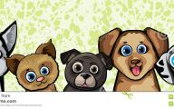 Funny Cartoon Dog Pictures 33 Widescreen Wallpaper