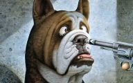 Funny Cartoon Picture 5 Wide Wallpaper