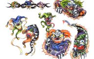 Funny Cartoon Tattoo Drawings 17 Free Hd Wallpaper