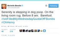 Funny Celebrity Tweets 18 Background