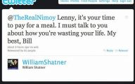 Funny Celebrity Tweets 19 Widescreen Wallpaper