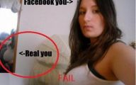 Funny Girl Fails 30 Widescreen Wallpaper