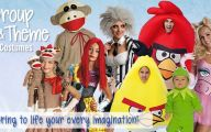 Funny Group Costume Themes 6 Wide Wallpaper