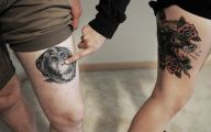 Funny Guy Tattoos 14 Widescreen Wallpaper