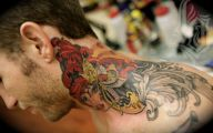 Funny Guy Tattoos 2 Free Wallpaper