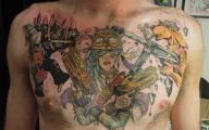 Funny Guy Tattoos 3 Free Wallpaper
