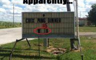 Funny Restaurant Signs 10 Free Wallpaper