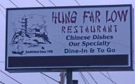 Funny Restaurant Signs 2 Free Wallpaper