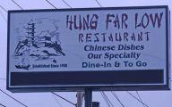 Funny Restaurant Signs 2 Free Wallpaper