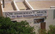Funny Restaurant Signs 4 Desktop Background