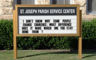 Funny Sign Pictures 2 High Resolution Wallpaper