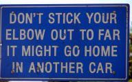 Funny Street Signs 15 High Resolution Wallpaper