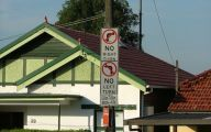 Funny Street Signs 6 Widescreen Wallpaper