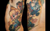 Funny Tattoo Cartoons 27 Free Hd Wallpaper