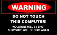 Funny Warning Signs 25 Background