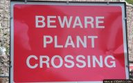 Funny Warning Signs 6 Widescreen Wallpaper
