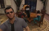 Gta 5 Selfies Funny 34 Background Wallpaper
