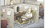 Old Geezer Jokes And Cartoons 33 Background