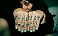 Best Funny Knuckle Tattoos 19 Cool Wallpaper