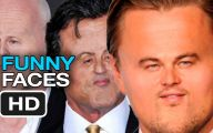 Celebrity Funny Faces 10 Desktop Background