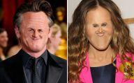 Celebrity Funny Faces 6 Widescreen Wallpaper