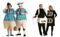 Couples Funny Costumes 23 High Resolution Wallpaper