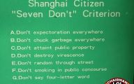 Engrish Funny Signs 1 Widescreen Wallpaper