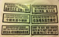 Engrish Funny Signs 40 Free Wallpaper