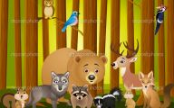 Funny Animals Cartoons 6 Desktop Wallpaper