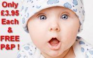 Funny Baby Bibs 22 High Resolution Wallpaper
