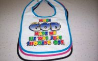 Funny Baby Bibs 4 Widescreen Wallpaper