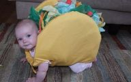 Funny Baby Costumes 2 Wide Wallpaper